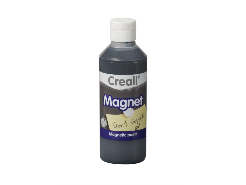 Creall, magnetická farba
