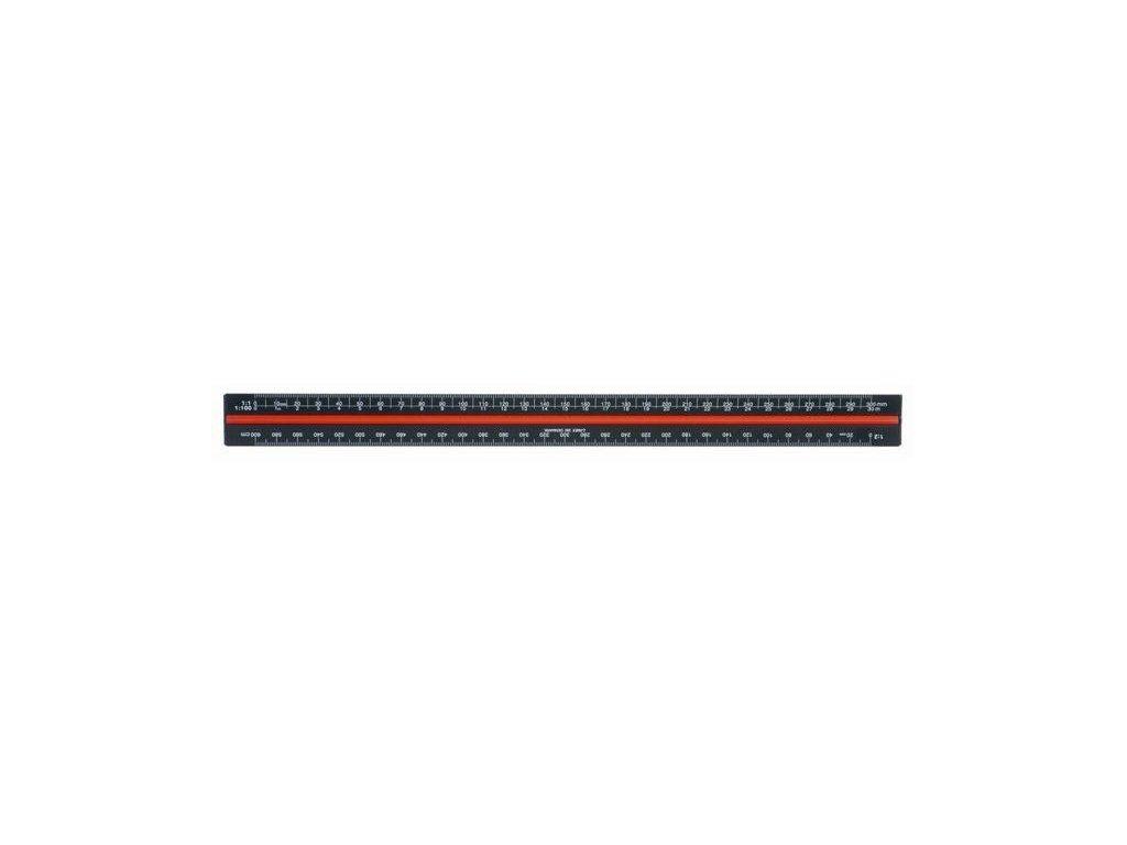 Linex, hliníkové pomerové meradlo č.382