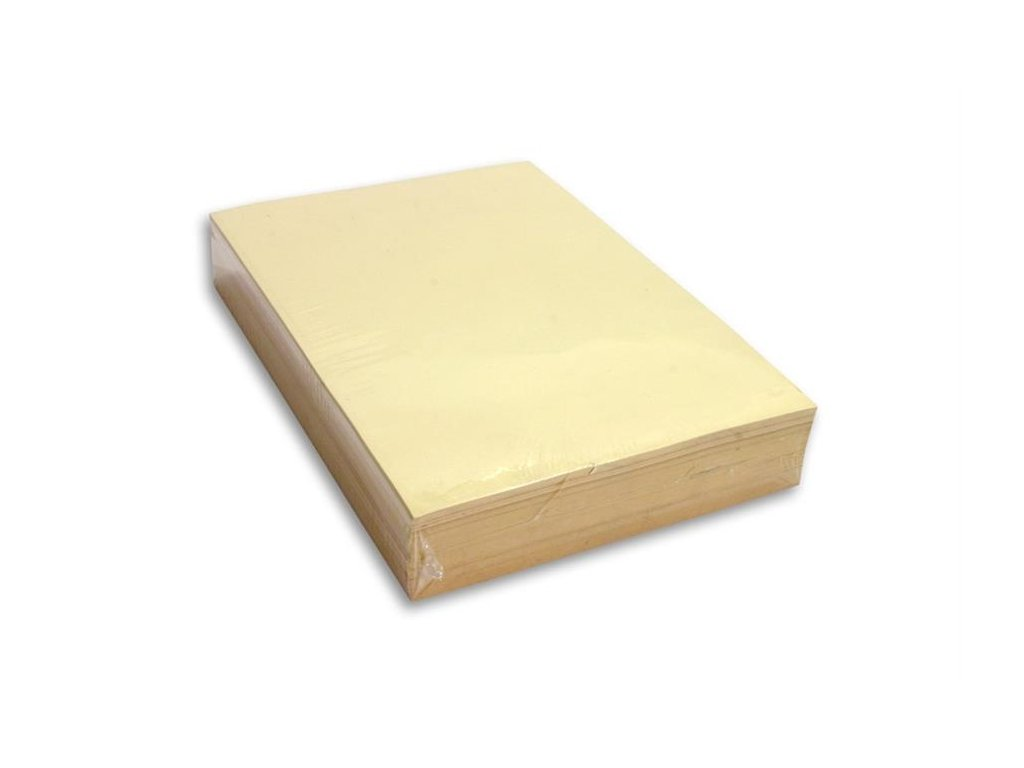 náčrtkový papier, 500 ls