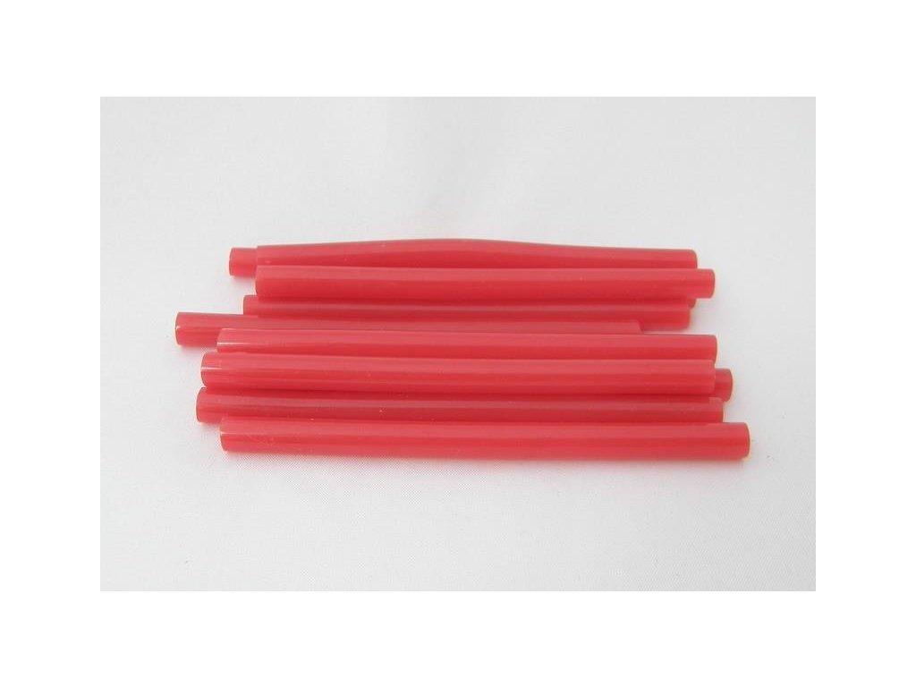 červené tavné tyčinky 7,5 mmx10 cm