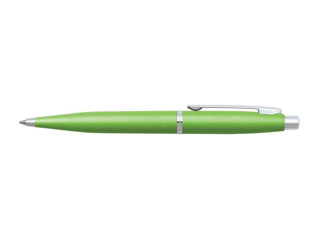 Sheaffer, VFM guličkové pero, Very Green (zelená)