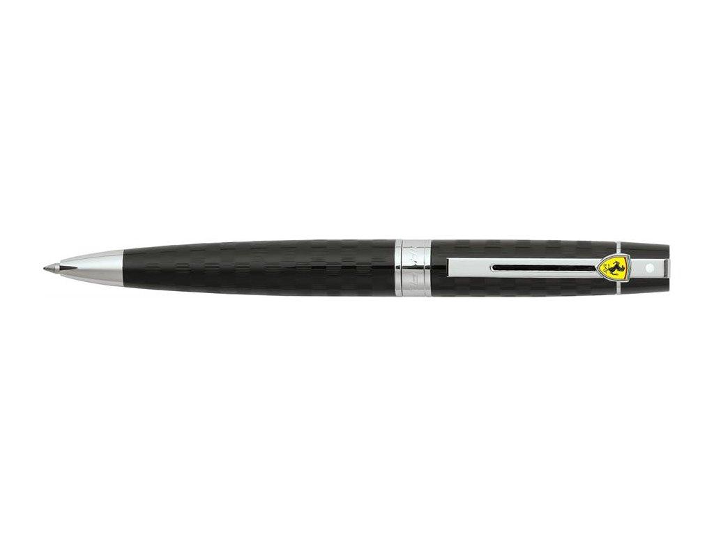 """Sheaffer, """"300"""" Ferrari čierne guľôčkové pero"""
