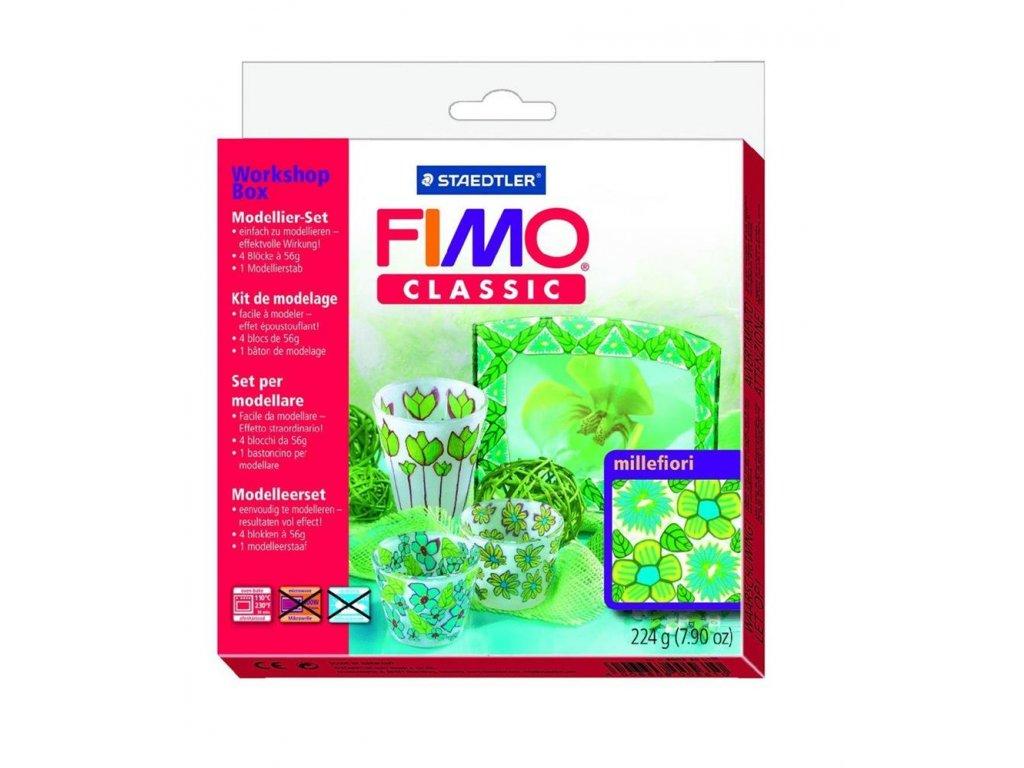 FIMO, sada Millefiori