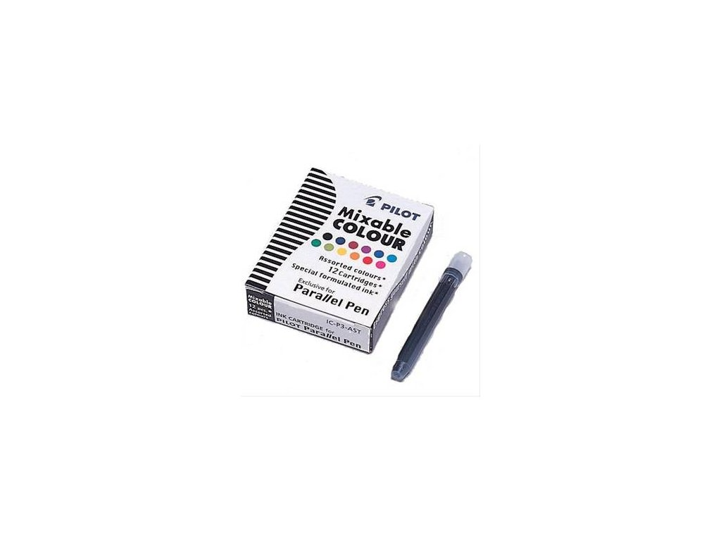 107106 pilot farebne bombicky pre parallel pen ic p3 ast