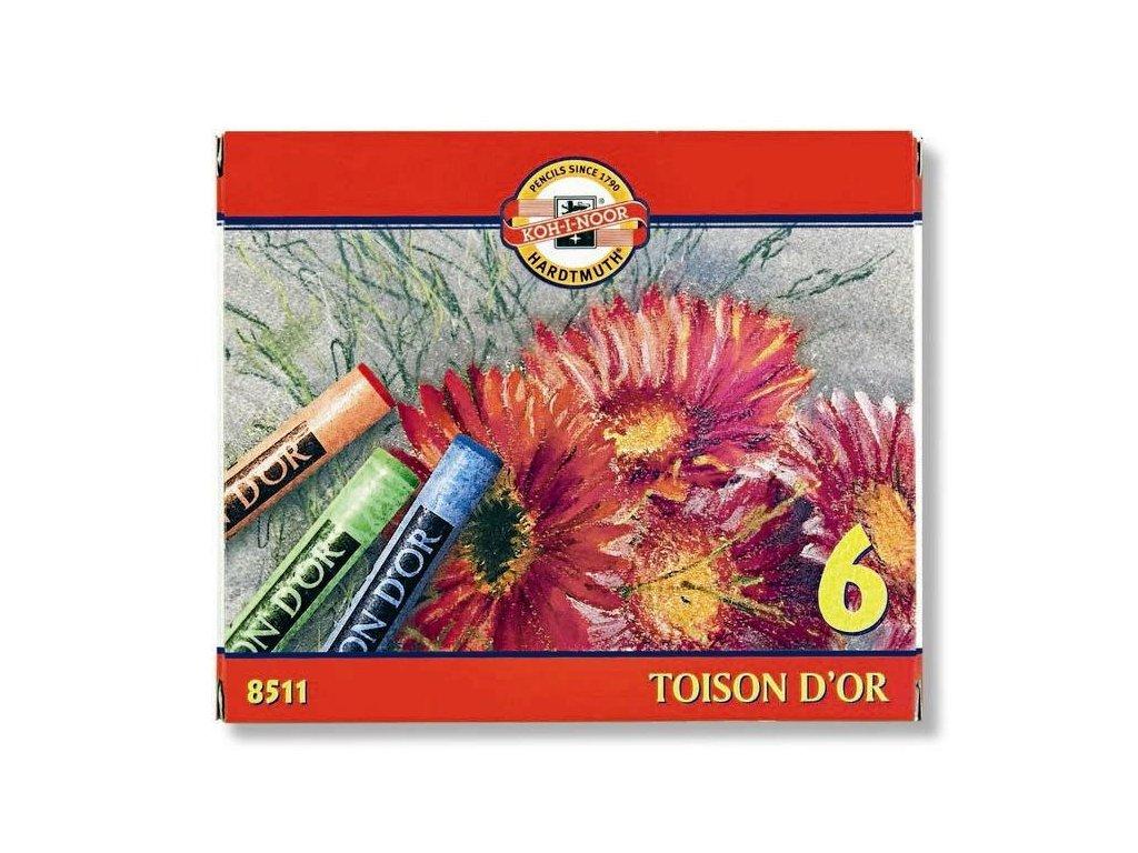 107193 koh i noor suche pastely 8511 6 toison d or