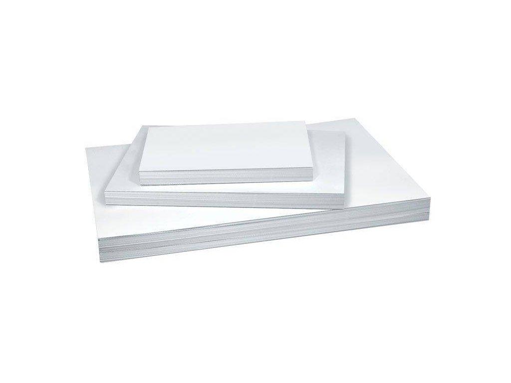 štvrtka A2 100 ks, kresliace kartón 220g / m2