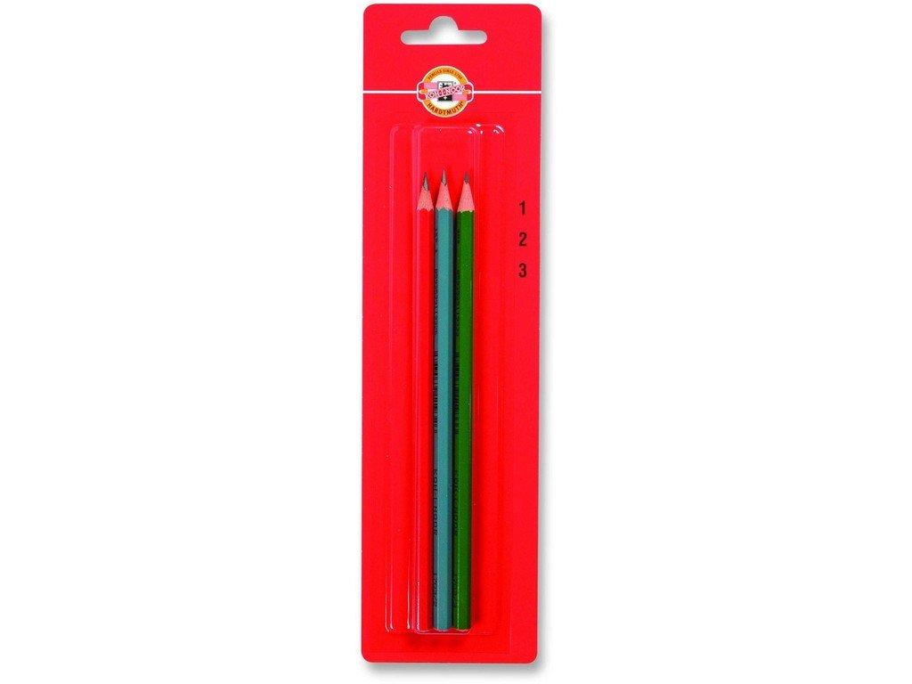 Súprava ceruziek grafitových 1703