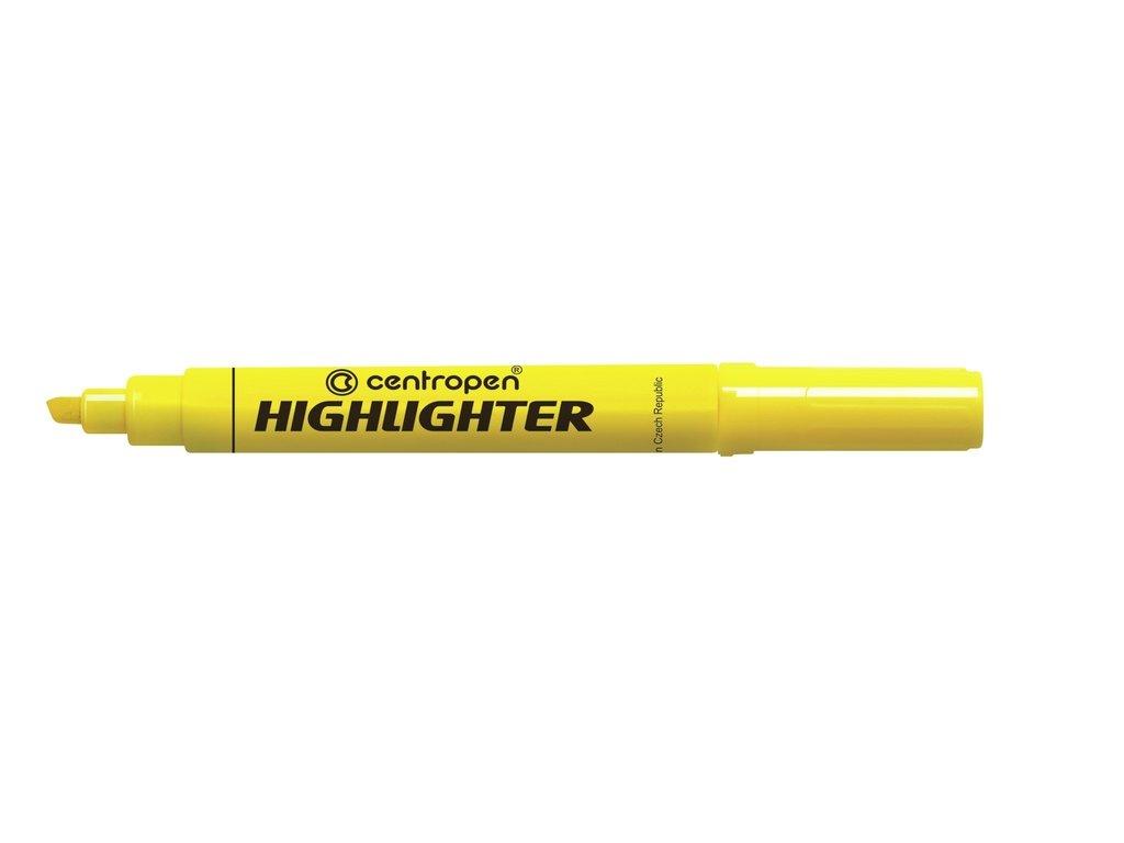 Centropen, zvýrazňovač 8552 Highlighter
