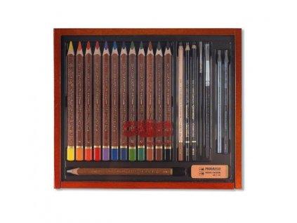 103776 koh i noor akvarelove pastelove ceruzky set aquarelle 8897