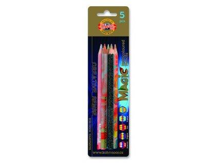 103827 koh i noor ceruzka magic 3406 5 ks sada