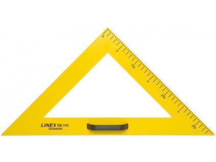 Linex, tabuľový trojuholník BB 245