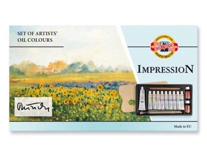 104664 koh i noor sada olejovych farieb impression