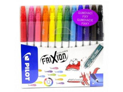 105375 pilot frixion colors set prepisovatelnych fixiek
