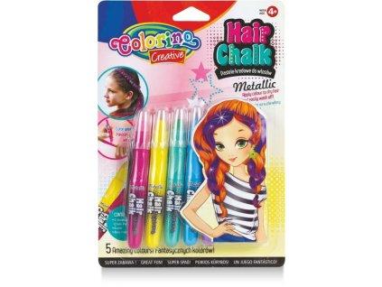 Apli, farebná krieda na vlasy