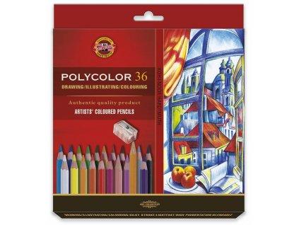 106236 koh i noor umelecke pastelky polycolor 36 36 ks