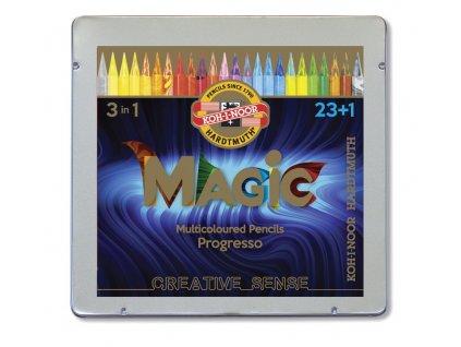 106818 koh i noor 8772 pastely progresso magic 24 ks