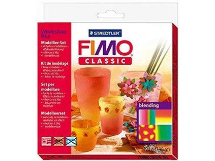 FIMO, sada Blending