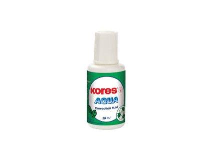 Kores, opravný lak Aqua 20 ml.