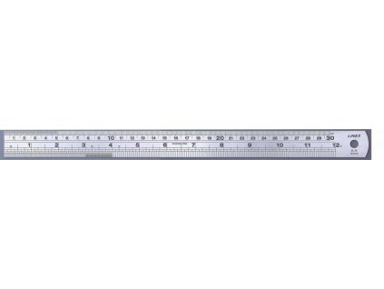 Linex, oceľové pravítko 15 cm, SL 15