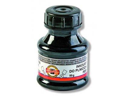 Koh-i-noor, atrament do plniacich pier (Varianta černý)