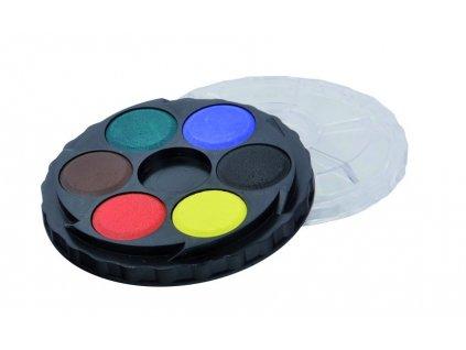 Koh-i-noor vodové farby 22,5 okrúhle (Varianta 36 barev)
