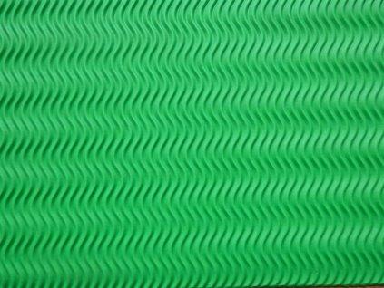 vlnitá lepenka A4 vlna, 3D