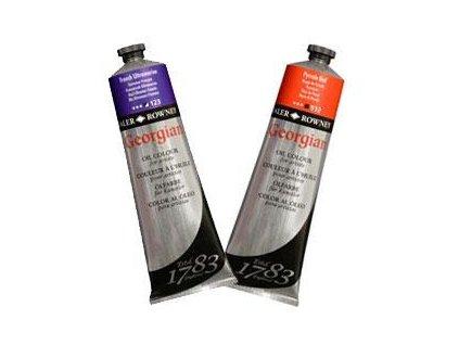 Daler-Rowney, olejová farba Georgian Oil, 38 ml.