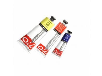 Daler-Rowney, olejová farba Graduate Oil, 38 ml.