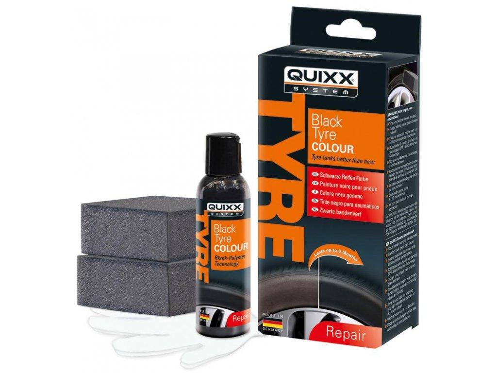 17014 Quixx Black Tyre Colour KIT