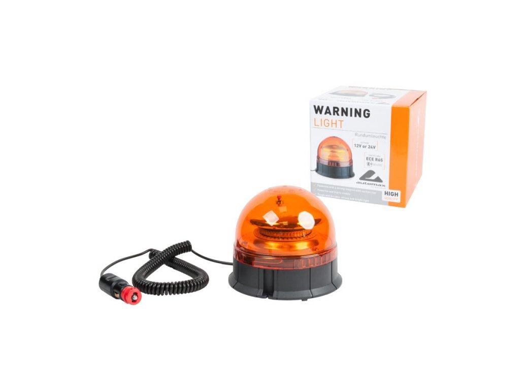 Viacfunkčné výstražné svetlo 45LED 12/24V R10,R65
