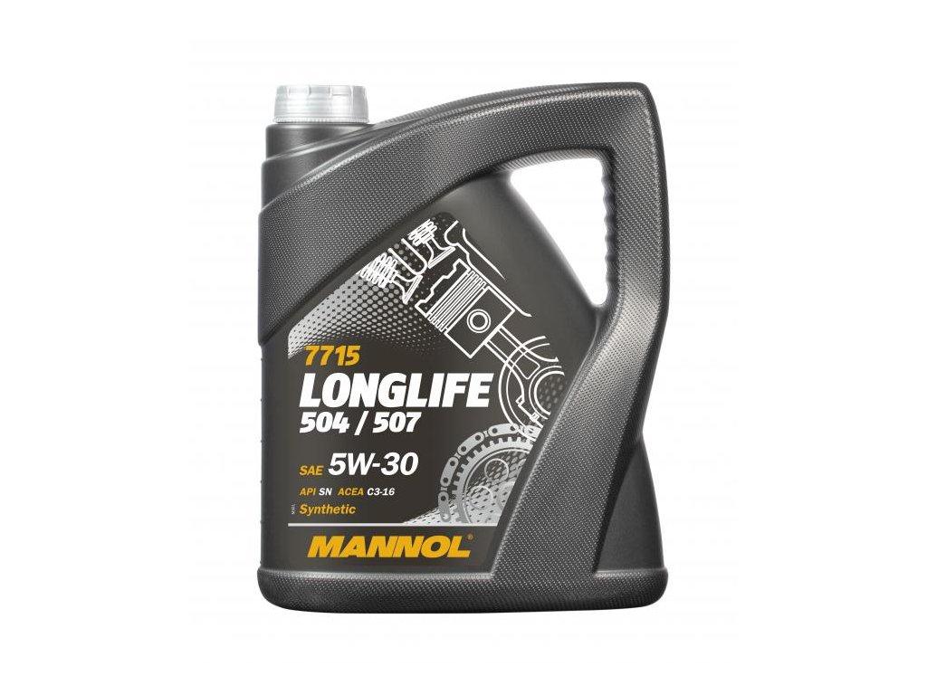 Mannol 7715 LONGLIFE 504/507 5W-30