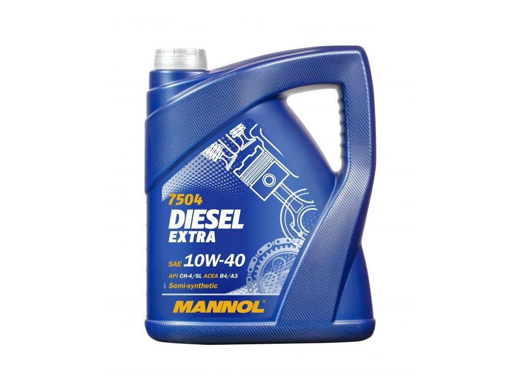 Mannol Diesel Extra 10W-40