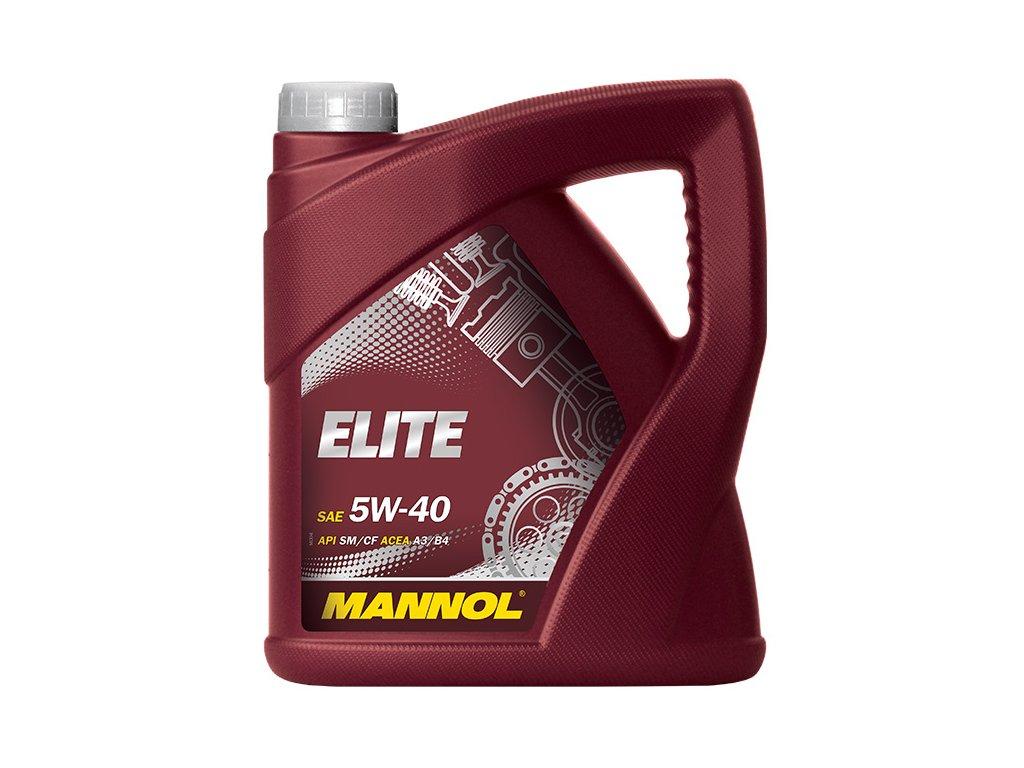 Mannol Elite 5W-40