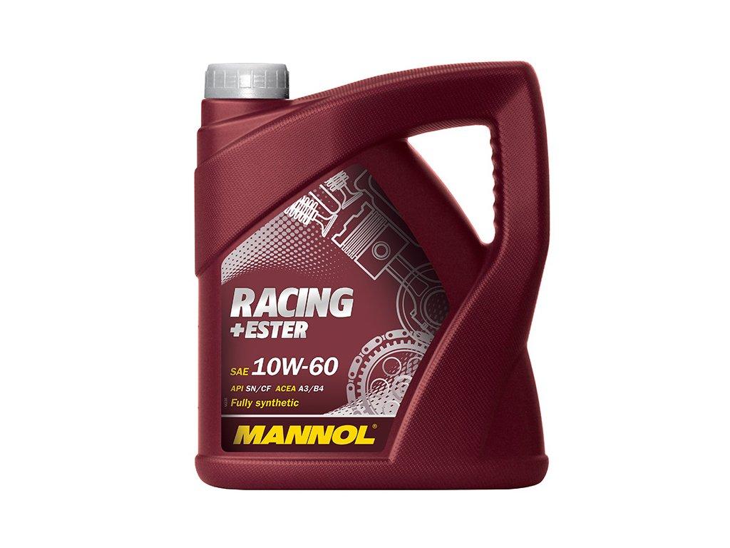 Mannol Racing+Ester 10W-60
