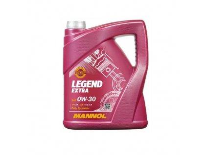 Mannol Legend Extra + ESTER 0W-30