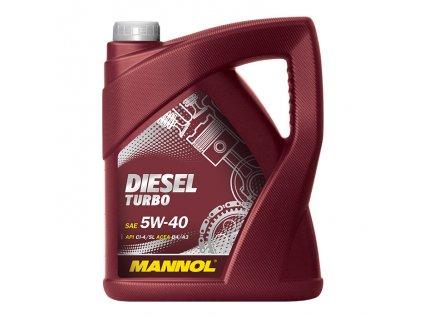 Diesel Turbo 5W 40 5l