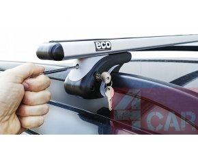 STŘEŠNÍ NOSIČ, PŘÍČNÍKY SIGMA B6 VW PASSAT B6 2004-2010 COMBI