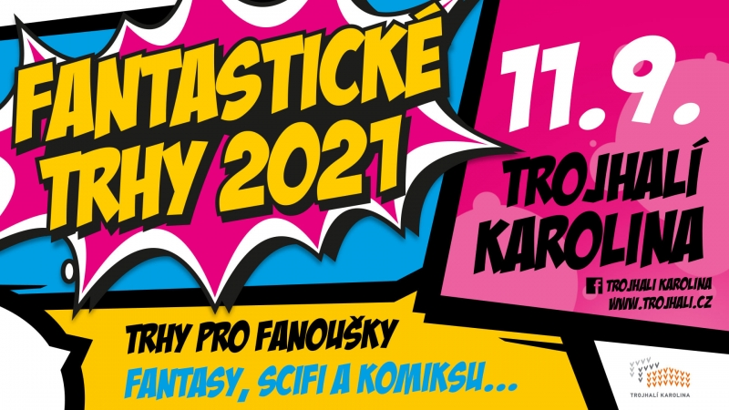 Fantastické trhy Ostrava 11/9/2021