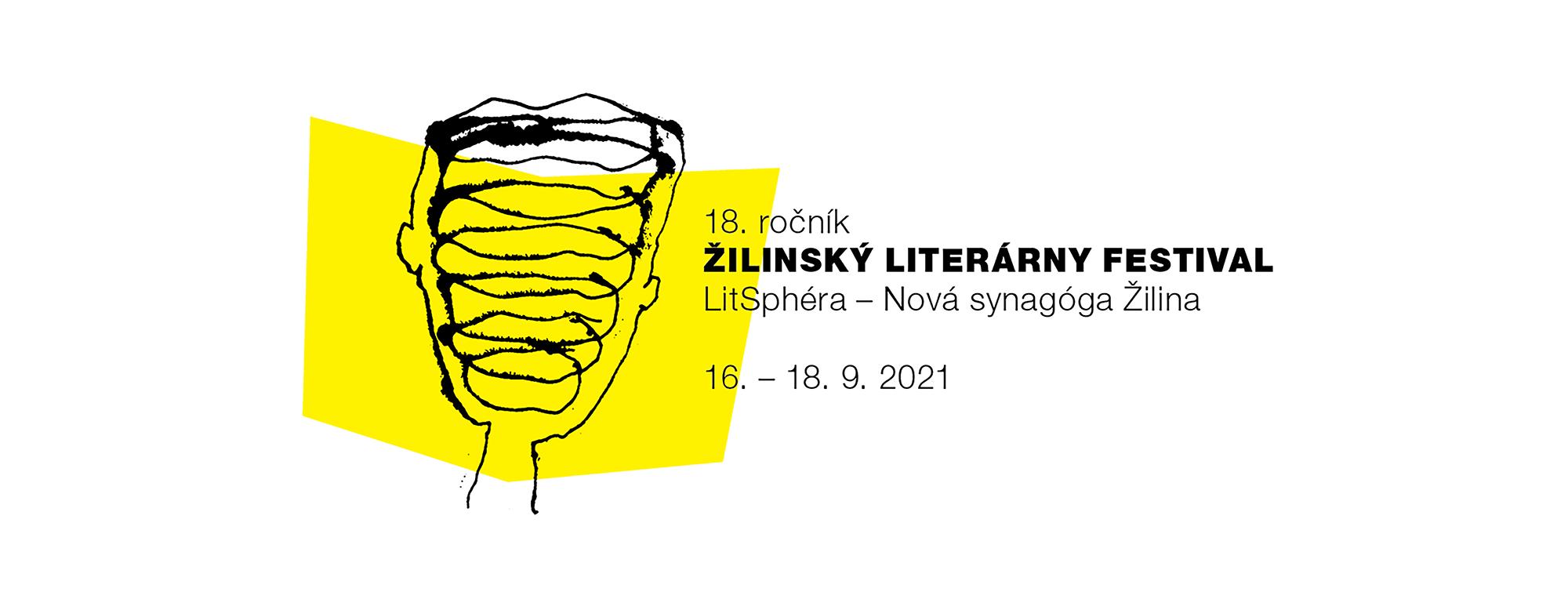 Žilinský literárny festival 18/9/2021