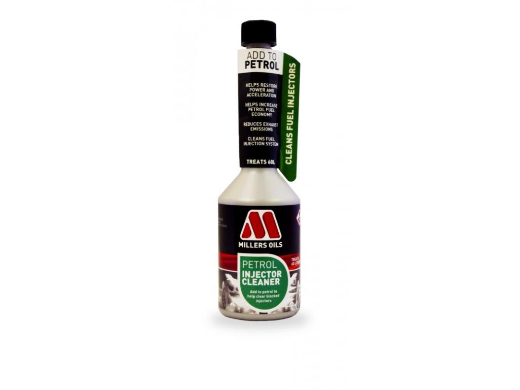Millers Oils Petrol Injector Cleaner čistící aditivace benzínových vstřikovačů 250 ml