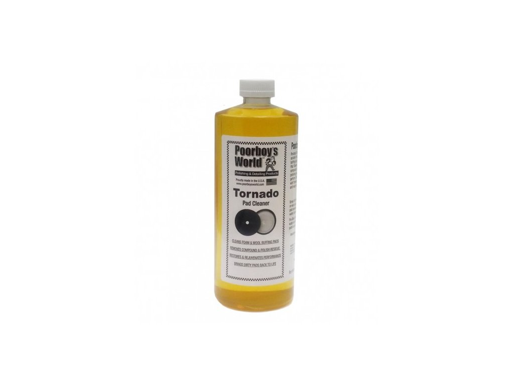 Poorboy's Tornado Pad Cleaner 473 ml
