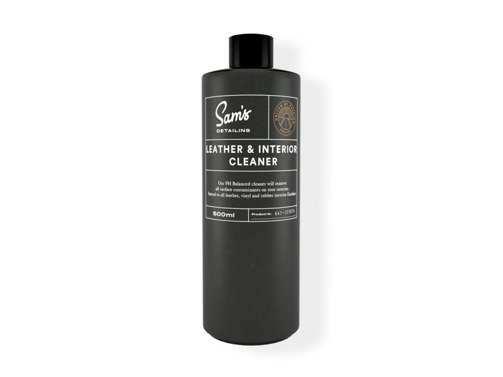 Leather and Interior Cleaner
