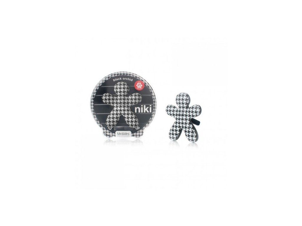 Mr&Mrs Fragrance Niki Black Orchid