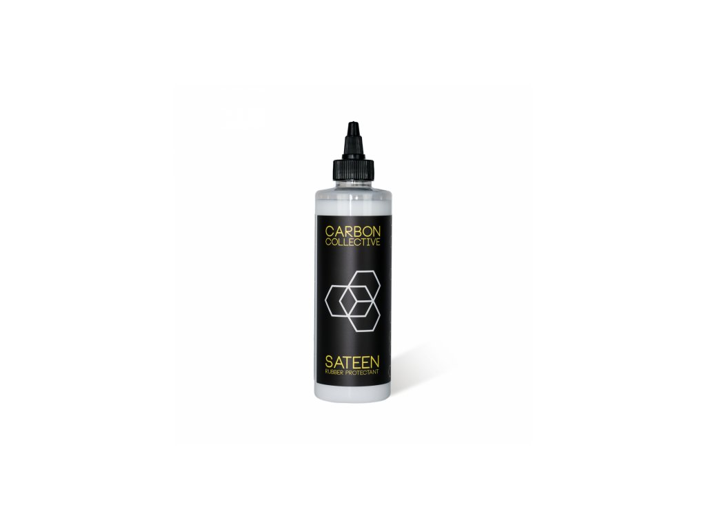 Carbon Collective Sateen Tyre & Rubber Protectant - 250ml