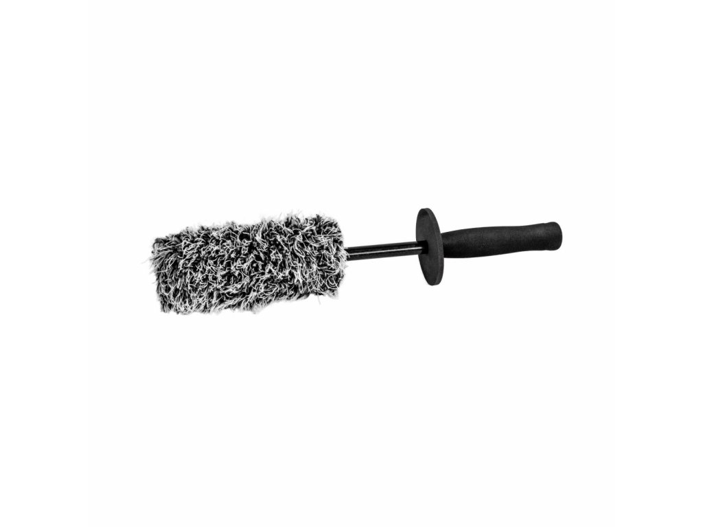 "Carbon Collective 14"" Plush Microfibre Wheel Brush"