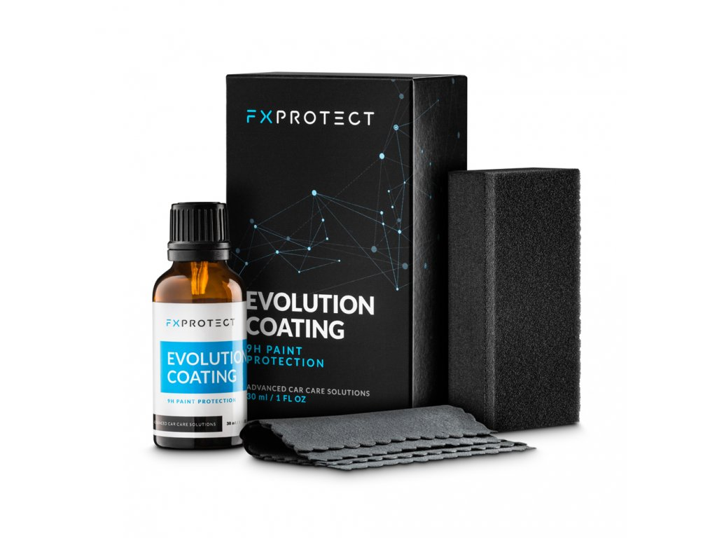 fxprotect evolution coating 9h set