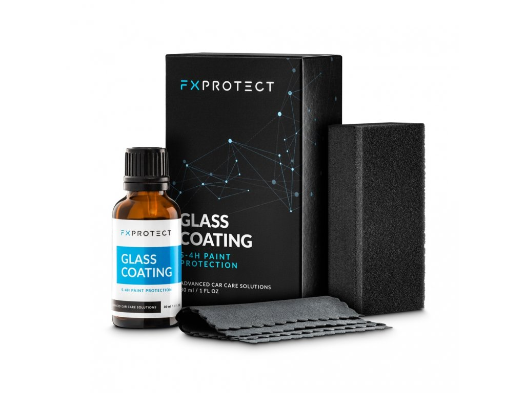 fxprotect glass coating s4h set