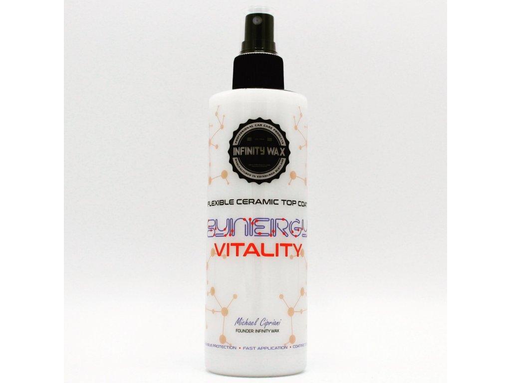 Infinity Wax Synergy Vitality Ceramic Top Coat (250 ml)