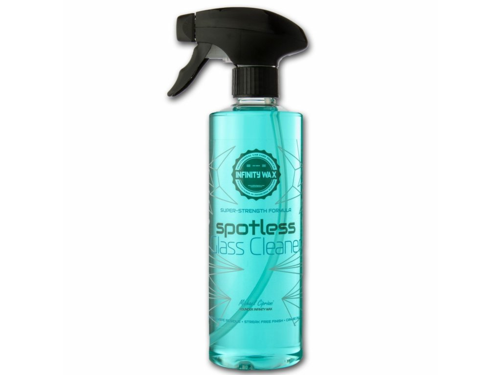 Infinity Wax Spotless Glass Cleaner (500 ml)