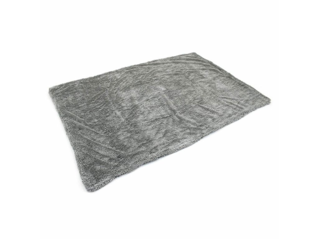 Carbon Collective Onyx Twisted Drying Towel 50 x 80 cm